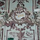 Усадьба Золотарева в Калуге, фрагмент кафельной печи