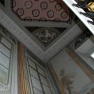Усадьба Золотарева в Калуге, росписи парадной лестницы