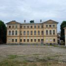 Усадьба Золотарева в Калуге, вид на главный дом со стороны внутреннего двора