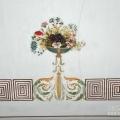 Усадьба Золотарева в Калуге, фрагмент росписи потолка