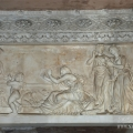Усадьба Золотарева в Калуге, фрагмент барельефа парадного зала