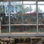 Усадьба Абрамцево керамический диван