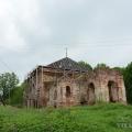 Усадьба Афимьино церковь Успения Пресвятой Богородицы