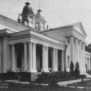 Усадьба Афинеево, главный дом усадьбы. арх. Бондаренко