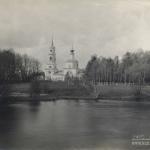 Усадьба Афинеево церковь