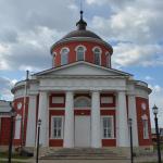 Усадьба Ахтырка. Церковь Ахтырской иконы Божией Матери