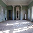 Усадьба Алексино, дворец. Интерьер парадного зала