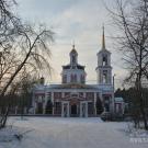 Алмазово. Сергиевская церковь