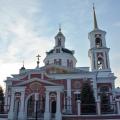 Усадьба Алмазово. Сергиевская церковь