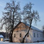 Усадьба Алмазово, старый дом на территории имения
