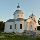 Усадьба Алёшково, Успенская церковь