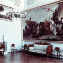 Усадьба Архангельское, интерьер парадной комнаты