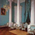 Усадьба Архангельское, интерьер парадной спальни