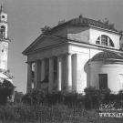 Усадьба Арпачево, Казанская церковь. Фото А.М. Харламовой, 1960-е гг.