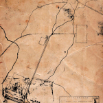 Усадьба Ашитково, архивный план