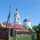 Усадьба Авдотьино, Тихвинская церковь