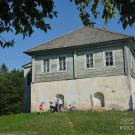 Усадьба Батюшкова в Даниловском, служебное здание