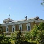 Усадьба Белогорка церковь Николая Чудотворца