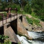 Белогорка бывшая Белогорская ГЭС