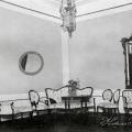 Усадьба Богородское, зала в главном доме