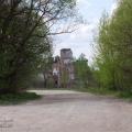 Усадьба Богородское, руины конного двора