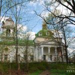 Усадьба Богородское, церковь Пресвятой Богородицы