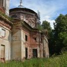 Церковь в Братково Старицкий район