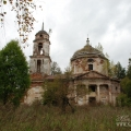 Братково. Церковь Спаса Нерукотворного Образа
