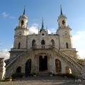 Усадьба Быково, Владимирская церковь западный фасад