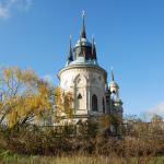 Усадьба Быково, Владимирская церковь, вид с востока