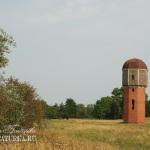 Бывшая станция Трясенка водонапорная башня