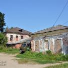 Усадьба Даниловское, главный дом и флигель