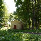 Усадьба Дружноселье, часовня рядом с костелом