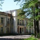 Усадьба Дружноселье, главный дом, вид со двора