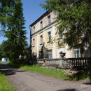 Усадьба Дружноселье, главный дом, боковой фасад