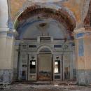 Усадьба Дубровка (Свечиных), церковь, иконостас
