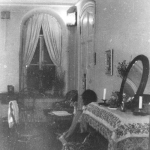 Усадьба Дугино. Интерьер жилой комнаты