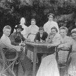 Гости усадьбы Дугино