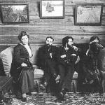 Усадьба Дугино. В мастерской художника Н.В. Мещерина, 1900-е гг.