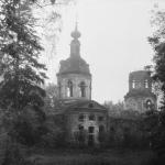 Усадьба Елизаветино (Дылицы), церковь Владимирской иконы Божией Матери