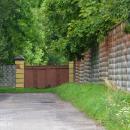 Усадьба Елизаветино (Дылицы) запасные ворота, ведущие на территорию усадьбы