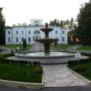 Усадьба Ершово главный дом со стороны парка