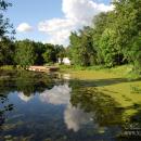 Усадьба Ершово пруд