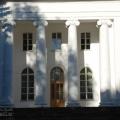Усадьба Ершово, главный дом, ионический портик