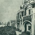 Церковь Покрова в Филях арки подклета