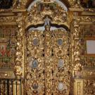 Фили. Церковь Покрова Богородицы, алтарные врата