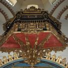Фили. Церковь Покрова Богородицы, ложа