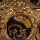 Фили. Церковь Покрова Богородицы, фрагмент иконостаса