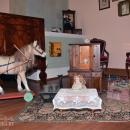 Усадьба Гальских Череповец, интерьер главного дома