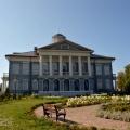 Усадьба Гальских Череповец, главный дом, вид от реки
